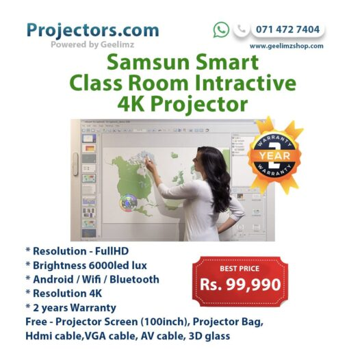 Samsun Smart Class room projector
