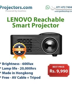 Lenovo Rechargeable Pocket Projector