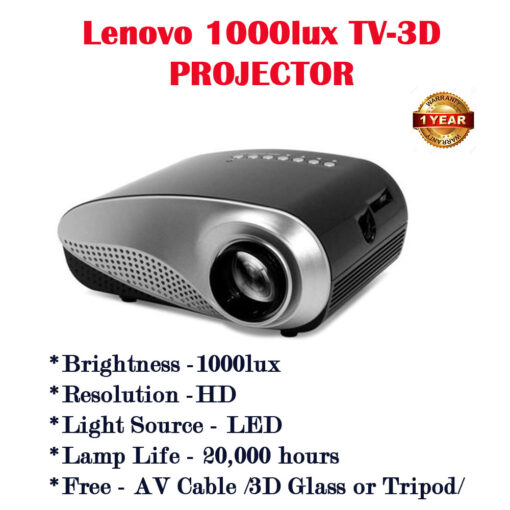 lenovo tv projector