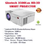 gleetech projector